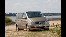 Mercedes Viano facelift