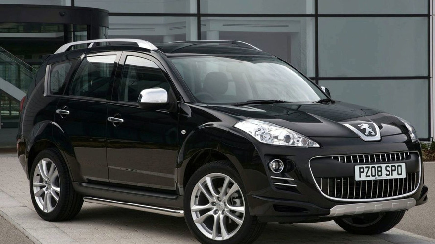 Peugeot 4007 gets Irmscher Sports Pack