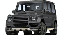Mansory G-Couture based on Mercedes G 55 AMG 03.03.2010