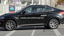 BMW X6 Active Hybrid Spy Photos