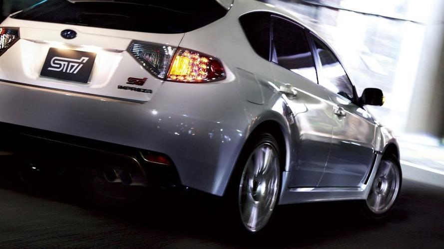 Subaru Impreza WRX STI: A-Line Announced