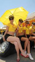 Pirelli girls - World Rally Championship 2008, 13-15.06.2008 Turkey