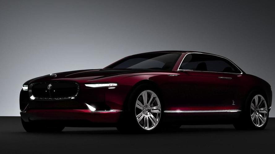 Jaguar says no to Bertone B99 Concept