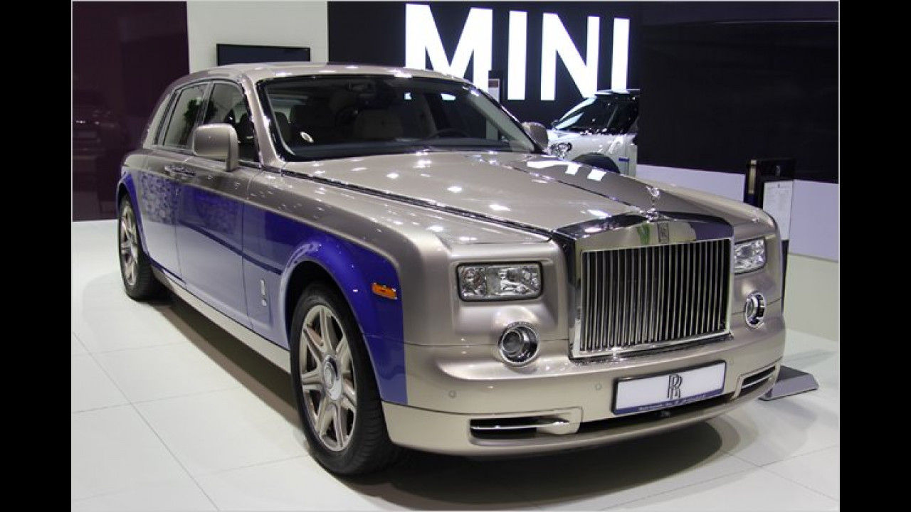 Rolls-Royce Phantom Middle-East Limited