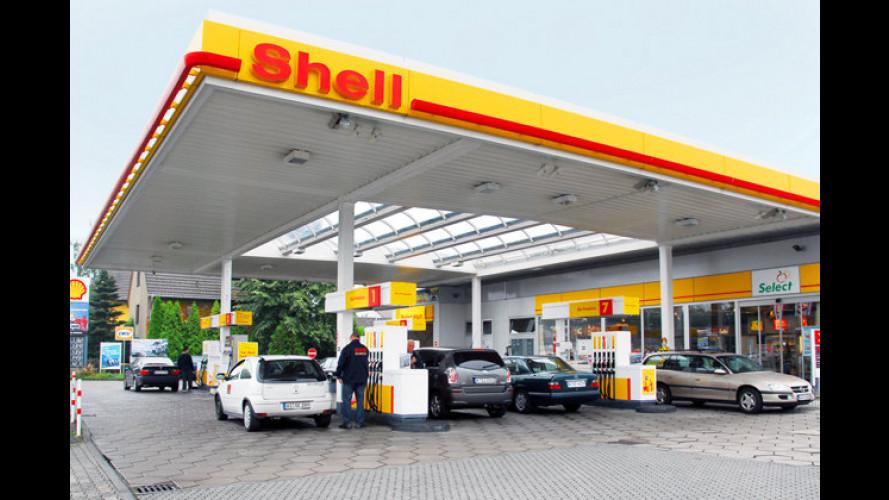 Clever Sprit sparen bei der Shell Eco Challenge