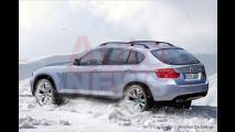 BMW X1 in Paris