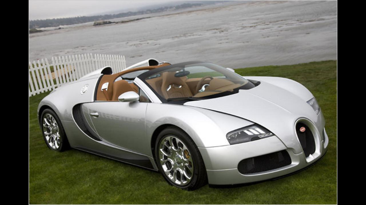 Dreamcars: Bugatti Veyron 16.4 Grand Sport