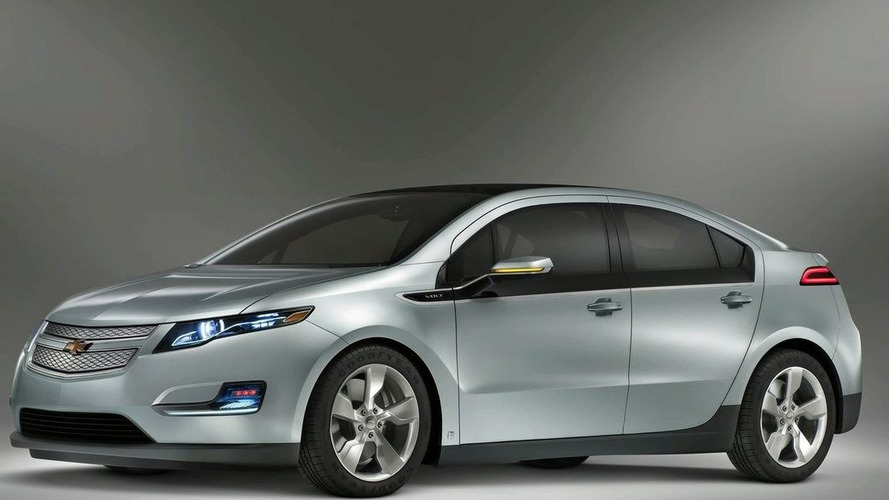 Chevrolet has around 6,000 unsold units of first-gen Volt