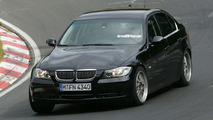 2006 BMW M3 Spy Photos