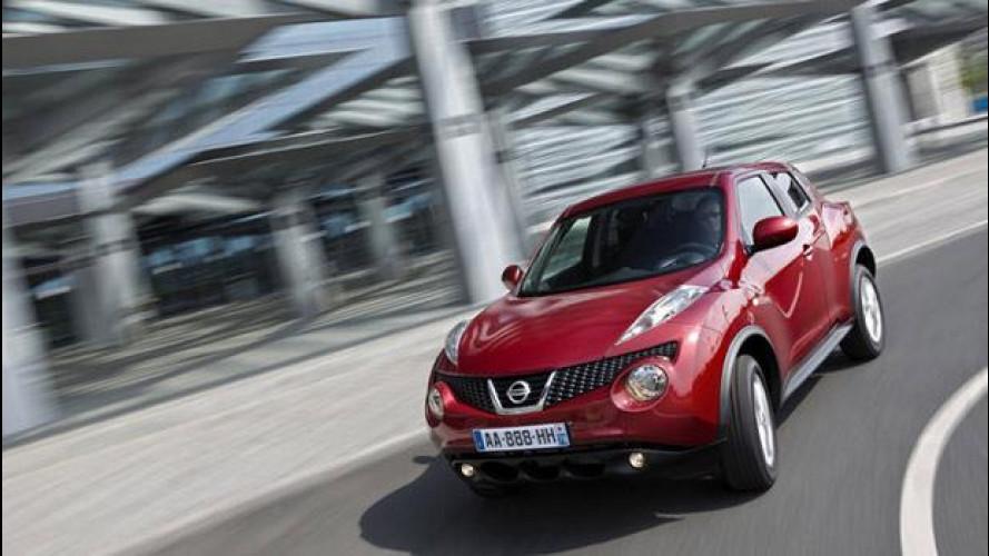Nissan Juke: arriva il nuovo motore 1.5 dCi
