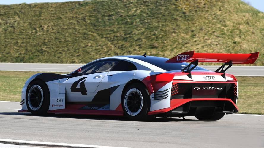 Videón az Audi e-tron Vision Gran Turismo