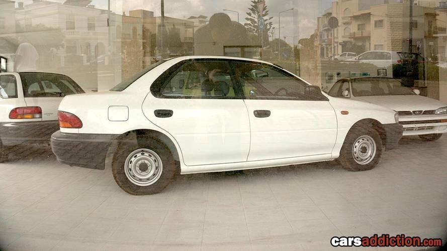 Concessionnaire Subaru abandonné à Malte