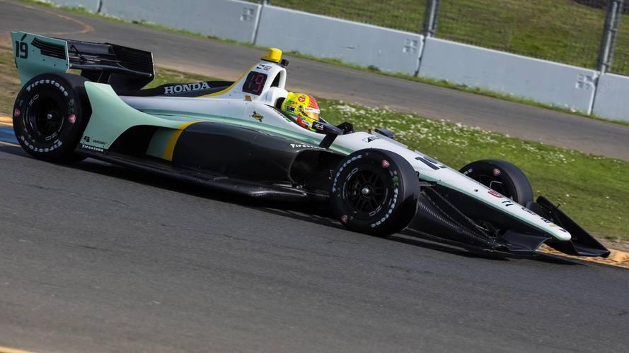 Pietro Fittipaldi assina com Dale Coyne e correrá na Fórmula Indy 2018