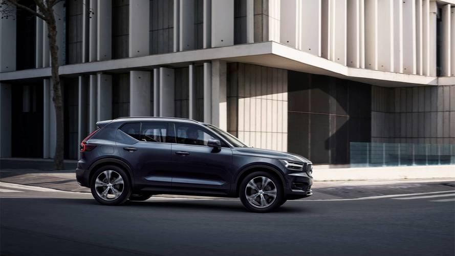Az XC40-be kerül a Volvo első háromhengeres motorja