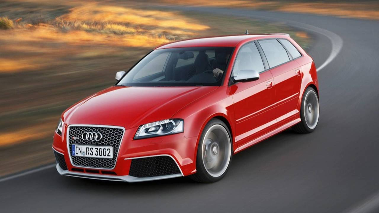Audi RS 3 Sportback (2011)