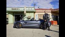 Super Bowl 2017, lo spot Mercedes-AMG GT Roadster