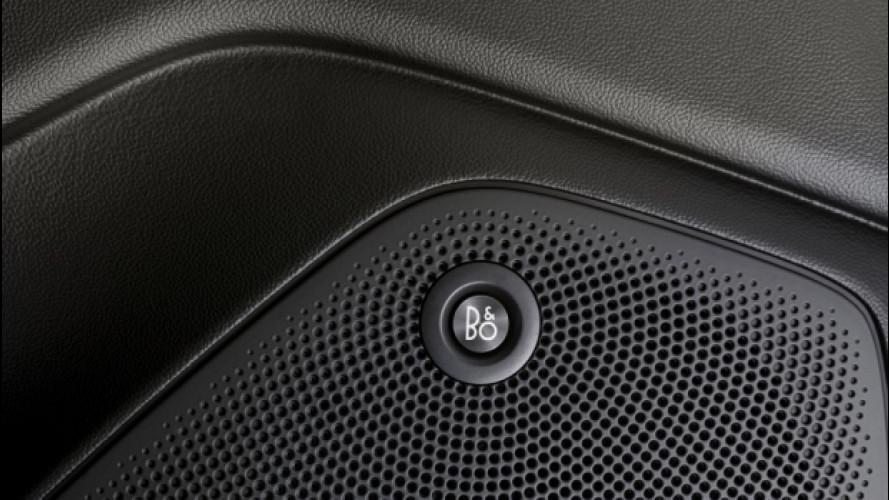Ford e l'audio di B&O PLAY all'esordio sulla nuova Fiesta