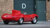 1956 Jaguar D-Type Auction