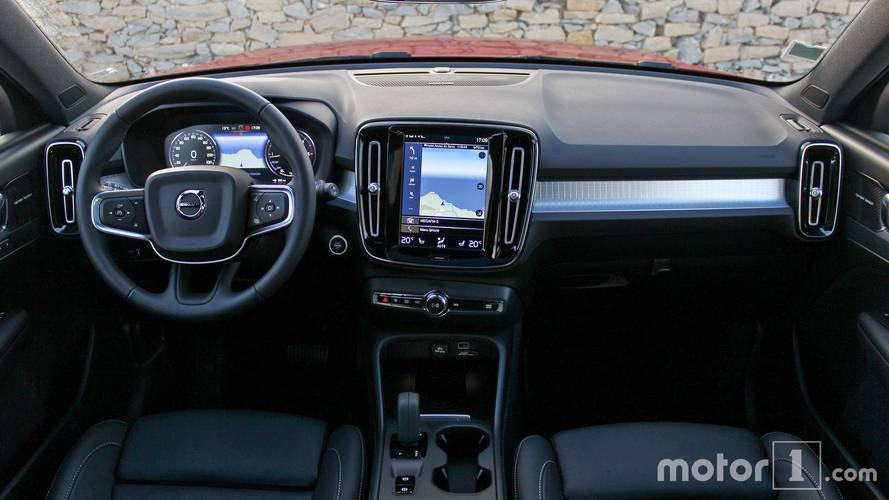 Essai Volvo XC40 2018