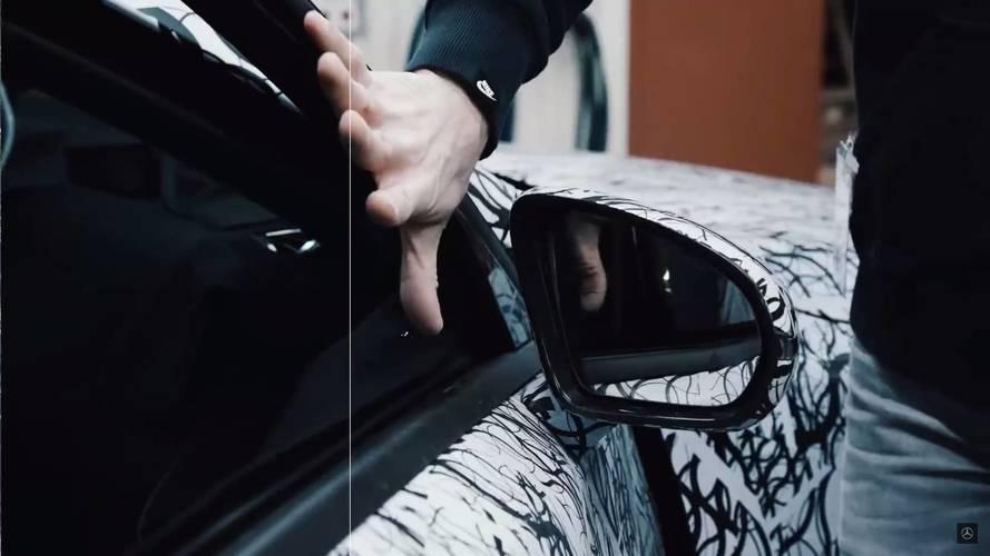 Mercedes-Benz Classe A 2018 - Teaser