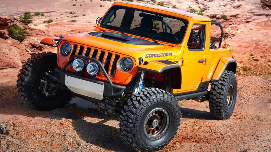Jeep, Moab Safarisinde 7 yeni konsept tanıtacak