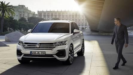 Volkswagen Touareg (2018) - Le retour du roi des dunes