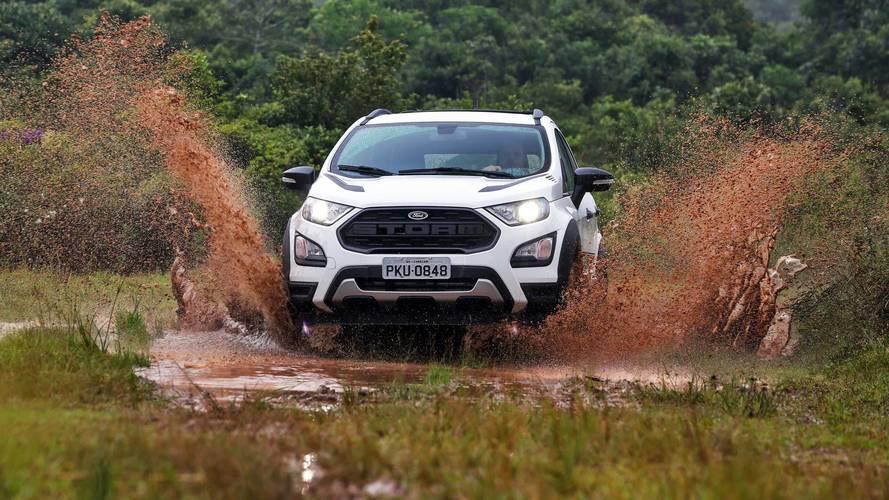 Teste Instrumentado Ford EcoSport Storm - Alternativa 4x4