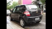 Na garagem do CARPLACE: Primeiras fotos e impressões do Novo Chevrolet Agile