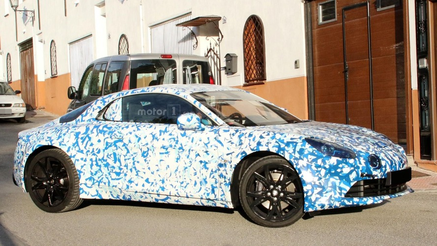 Alpine A120 could have high-performance variants