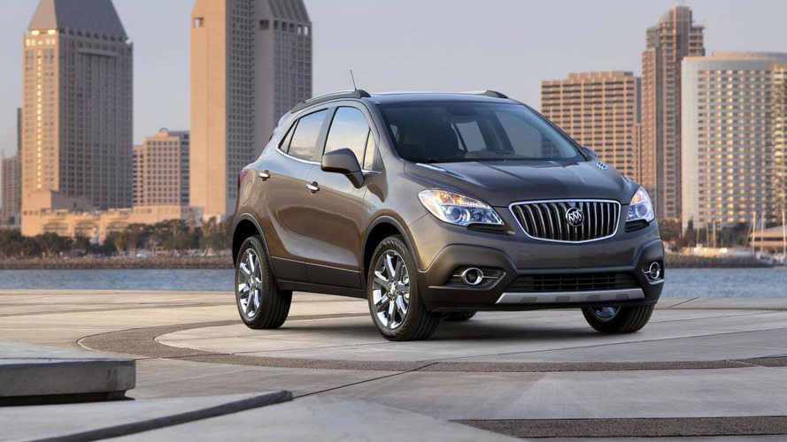 2013 Buick Encore starts from $24,950