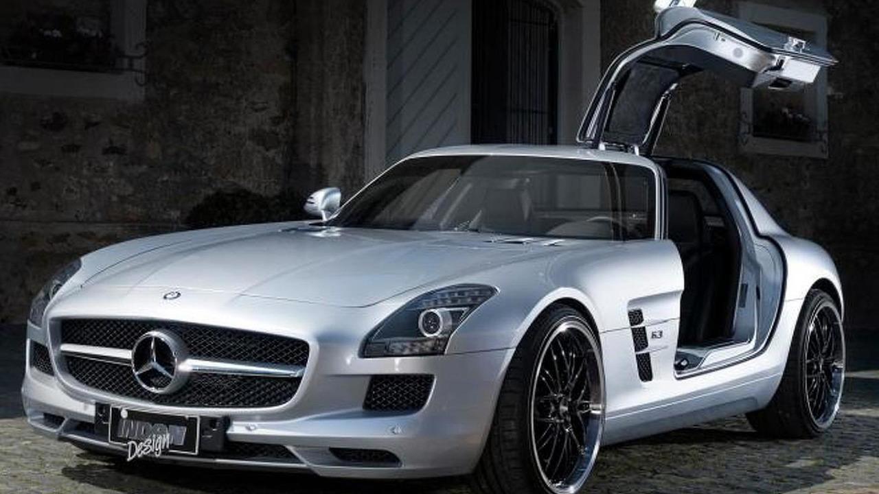 Mercedes-Benz SLS AMG by Inden Design