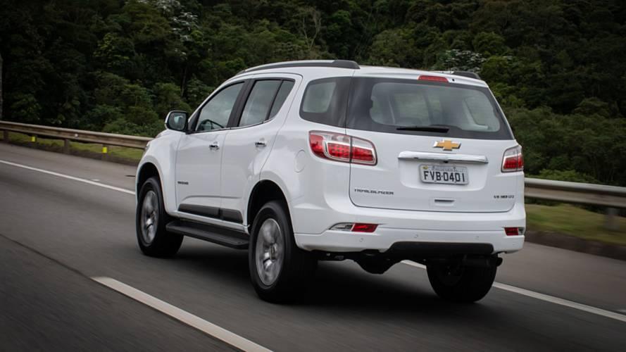 Chevrolet lança Trailblazer versão 2019 - Portal Lubes
