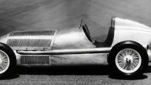 Mercedes W25 F1 car 1934 supercharged