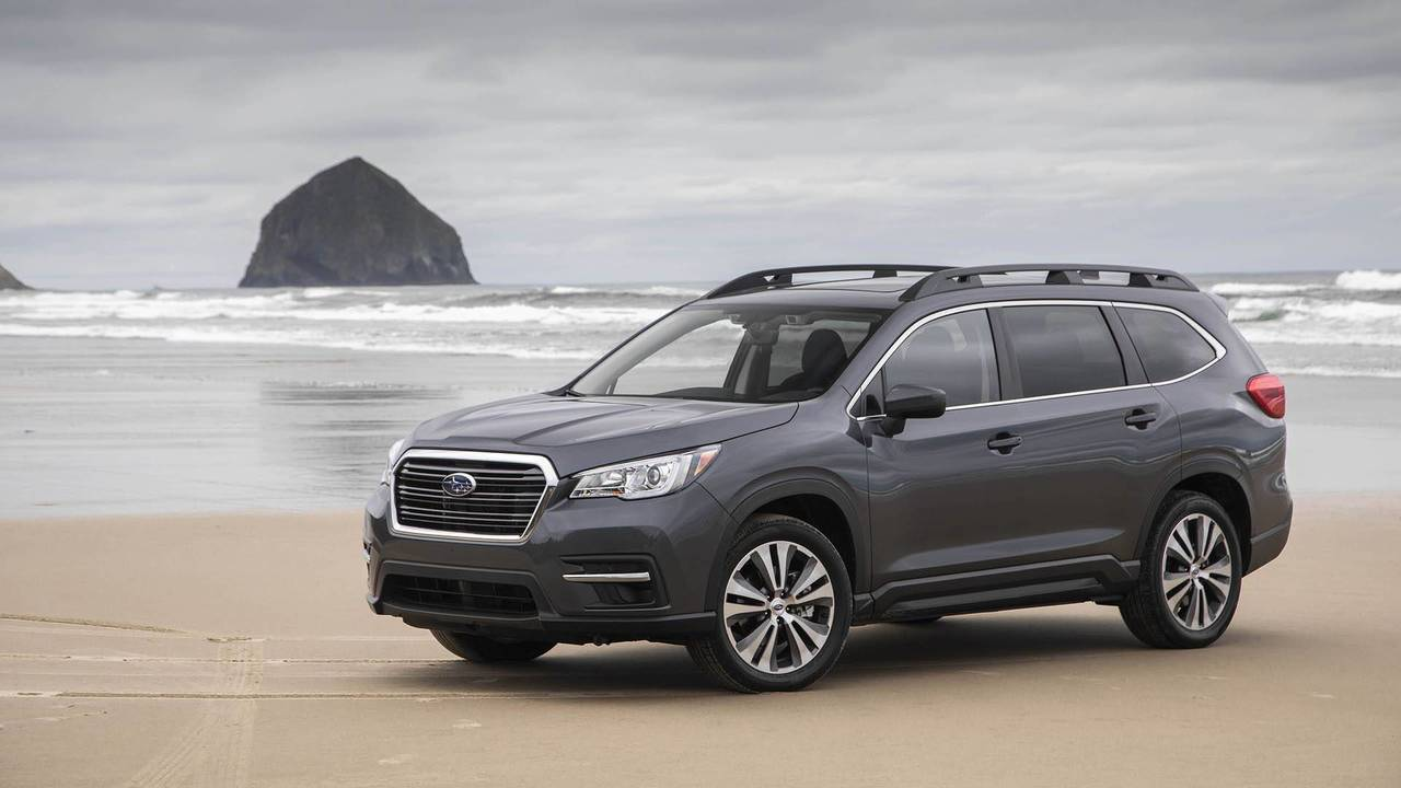 Kia Sportage Active 2018 >> 2019 Subaru Ascent First Drive: Close Encounters Of The Third Row