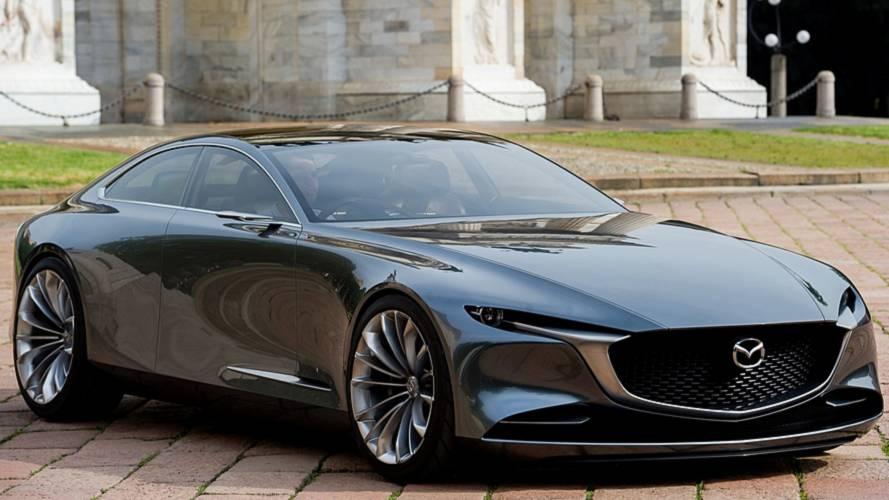 Mazda Vision Coupé, quando l'arte (della fotografia) incontra l'auto