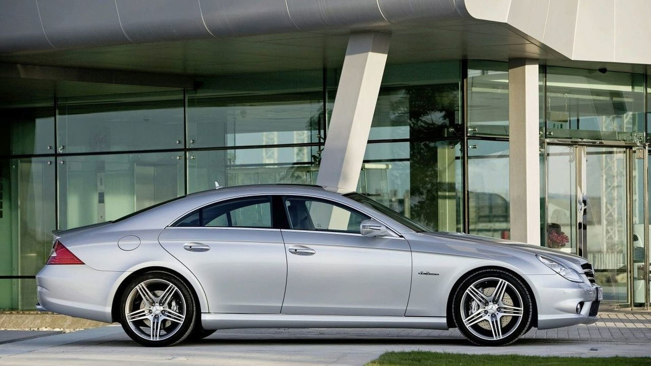 Mercedes CLS 63 AMG Facelift