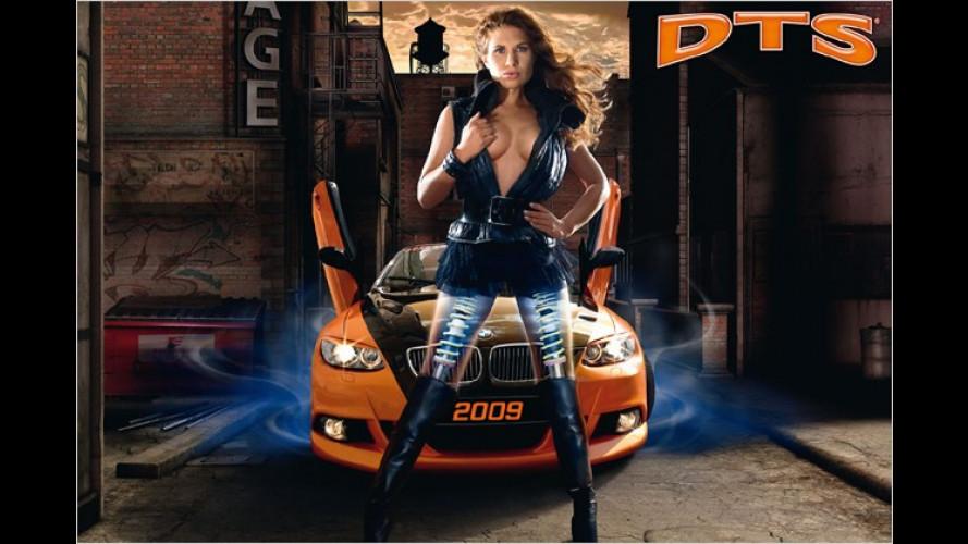 DTS Kalender 2009: Jeden Monat heiße Girls