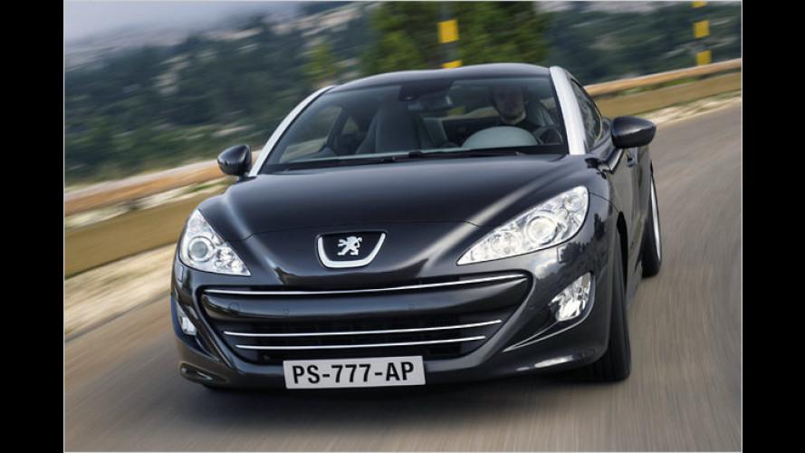 IAA: Peugeot zeigt Sportwagen RCZ und Kompaktvan 5008