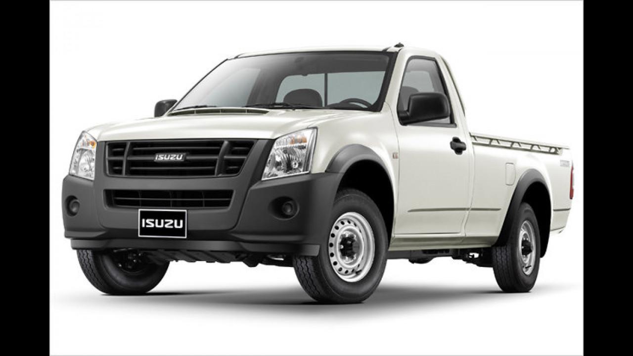 Isuzu D-Max 2.5 Diesel Single Cab Basic 2WD