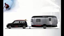 Progetto MINI Cooper S Clubman Airstream