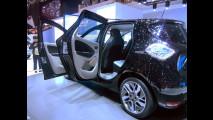 A bordo della Renault ZOE al Salone di Ginevra 2012