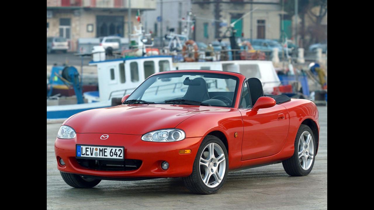 Mazda MX-5 1998 2005