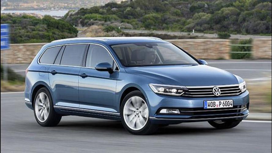 Nuova Volkswagen Passat, pronta a replicare il successo
