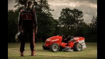 La falciatrice super-veloce di Honda capace di accelerare da 0-100 Km/h in 4 secondi e superare i 200 Km/h