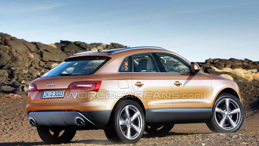 Audi Q3 launch details emerge
