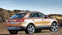 Audi Q3 artist rendering, 1300, 19.08.2010