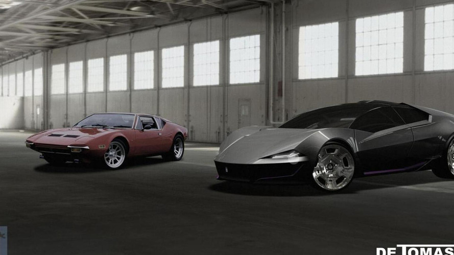 De Tomaso Pantera revival proposed in Ghepardo design concept