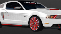 2011 Ford Mustang by Ford Vehicle Personalization