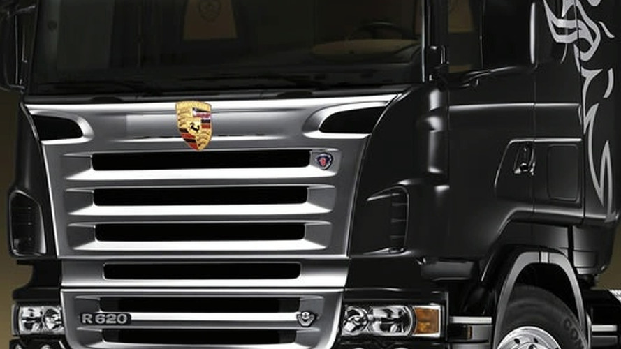 Porsche set to Enter the Trucking Business