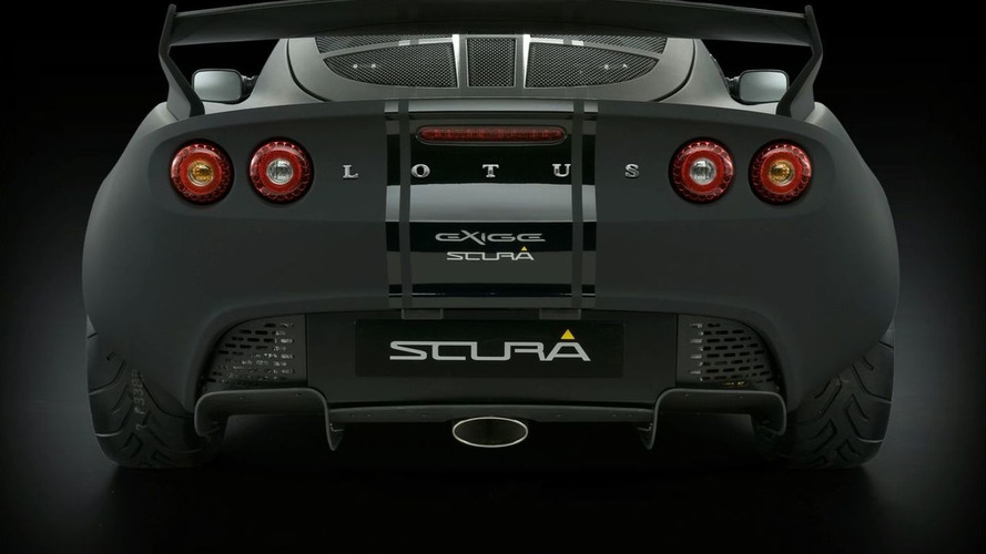 Lotus Exige Scura Special Edition Revealed
